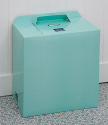 MINT GREEN SANITARY BINS
