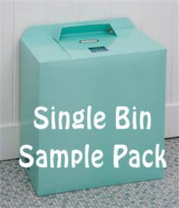 MINT GREEN SINGLE BIN TRIAL/STARTER PACK